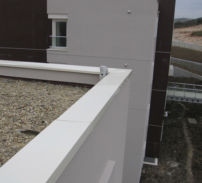 Aluminum Coping Arh Series