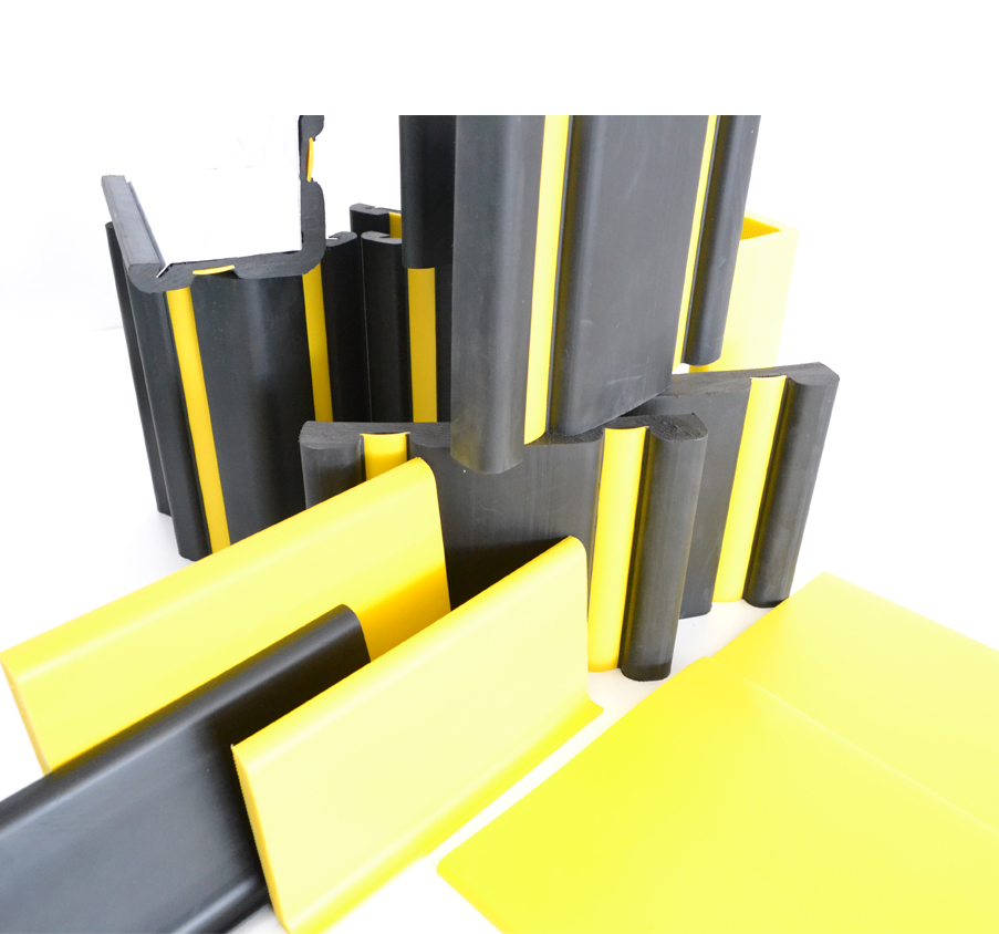 Rubber & TPE Wall and Corner Guard System